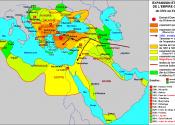 Expansion et apogée de l\'Empire ottoman au XIV-XVII siècles