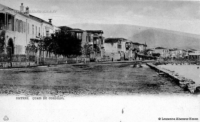 Smyrne, Cordelio, 1920