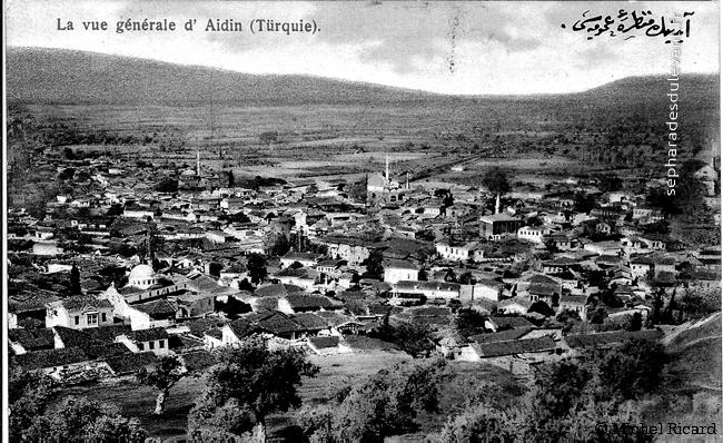Aïdin, vue générale