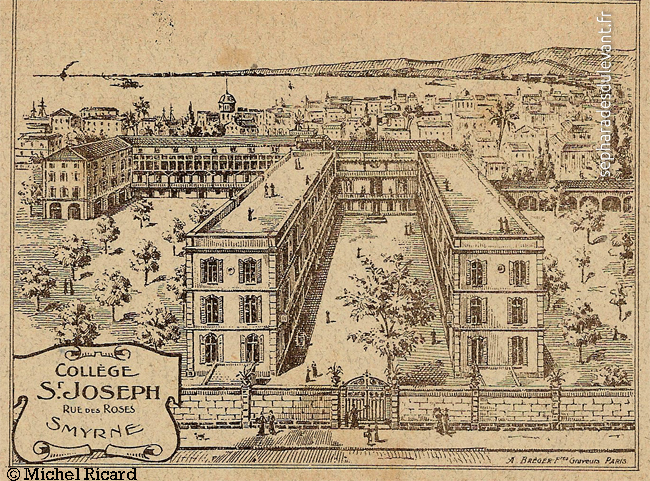 Smyrne, collège Saint-Joseph