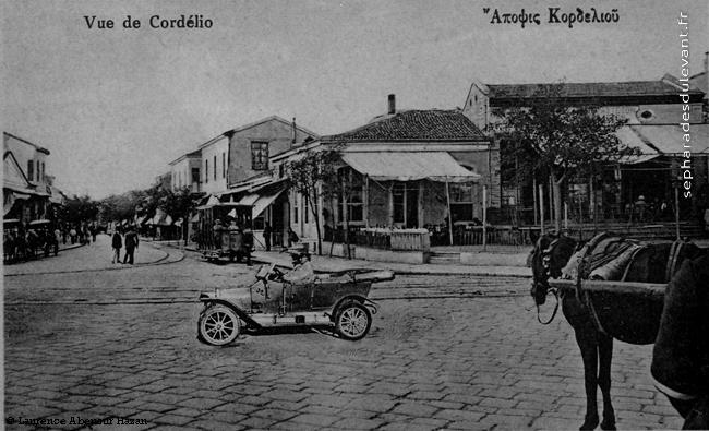 Smyrne, Cordelio
