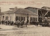Aïdin, chemin de fer