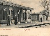 Smyrne, Cordelio, la gare