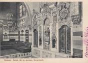 Damas, salon de la maison Stambouli, 1909