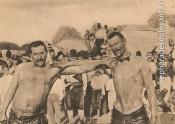 Pehlavans (lutteurs)