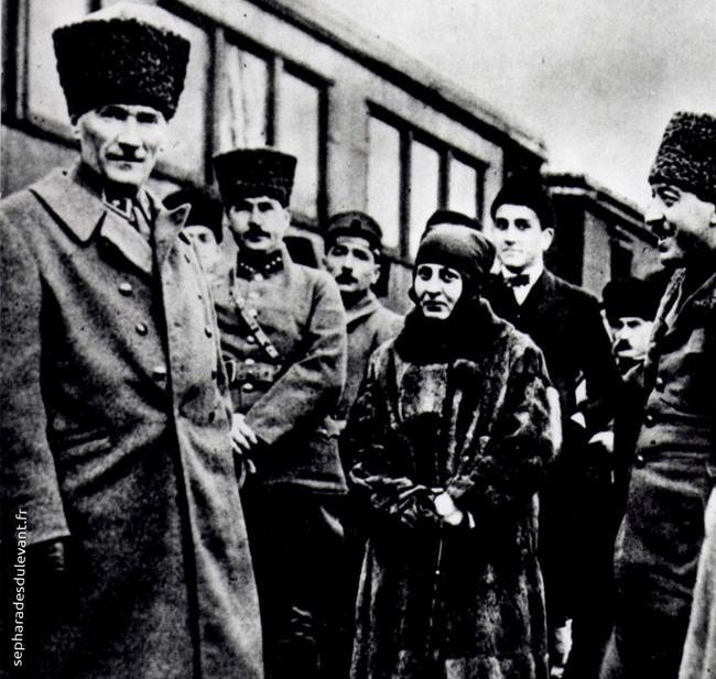 Ataturk, 1923