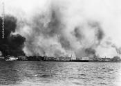 Smyrne, incendie, septembre 1922