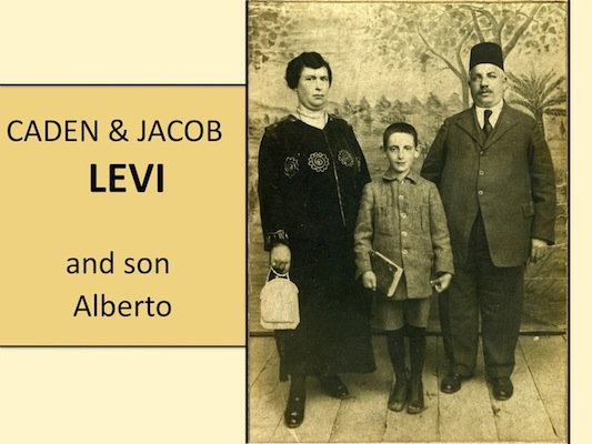 CADEN ET JACOB LEVI